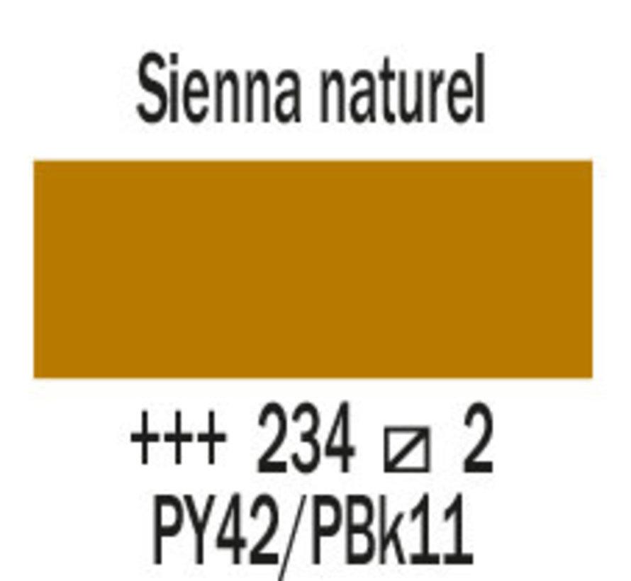 Cobra artist 40ml olieverf 234 Sienna naturel