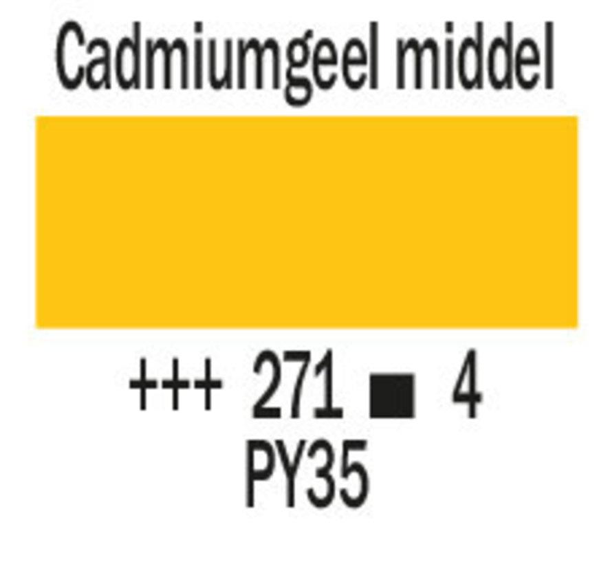 Cobra artist 40ml olieverf 271 Cadmiumgeel middel