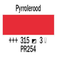 Cobra artist 150ml olieverf 315 Pyrrolerood