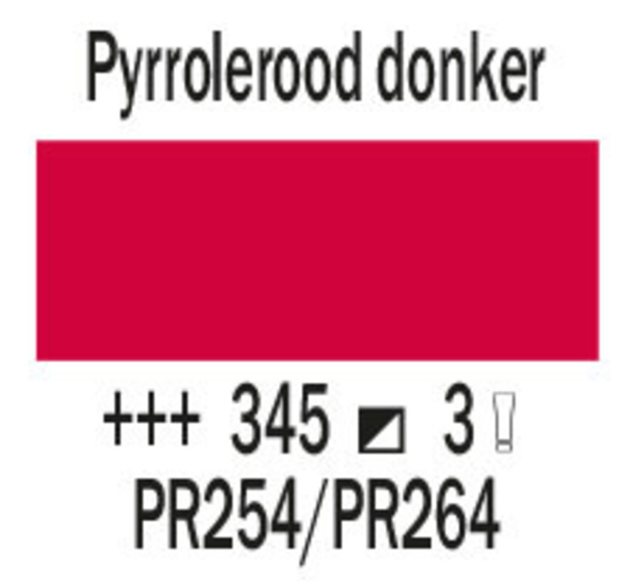 Cobra artist 40ml olieverf 345 Pyrrolerood donker