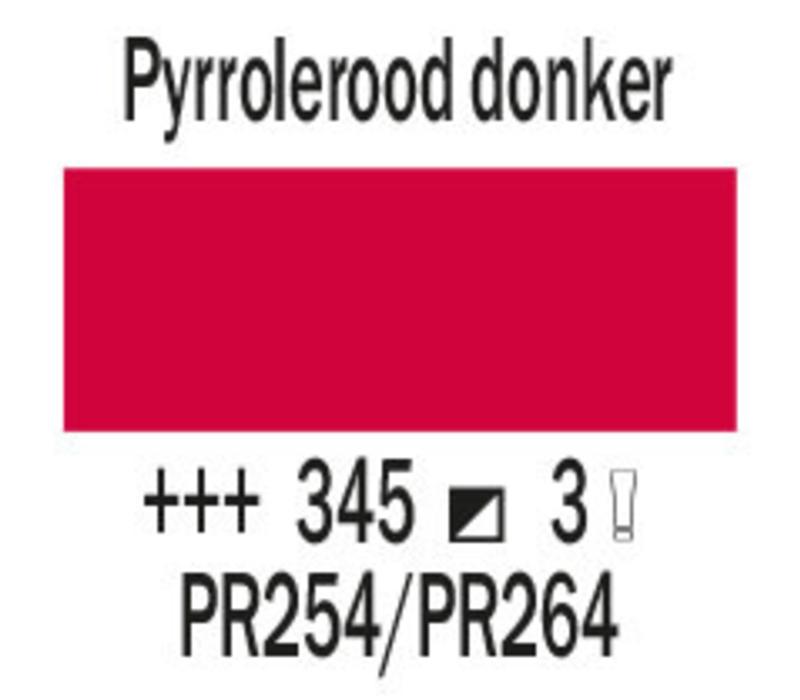 Cobra artist 150ml olieverf 345 Pyrrolerood donker