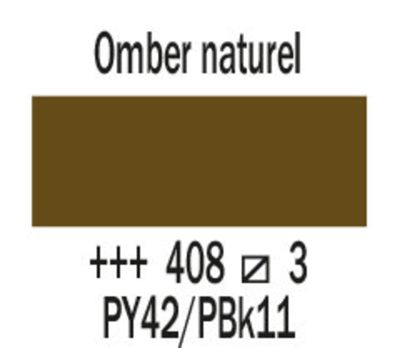 Cobra artist 40ml olieverf 408 Omber naturel