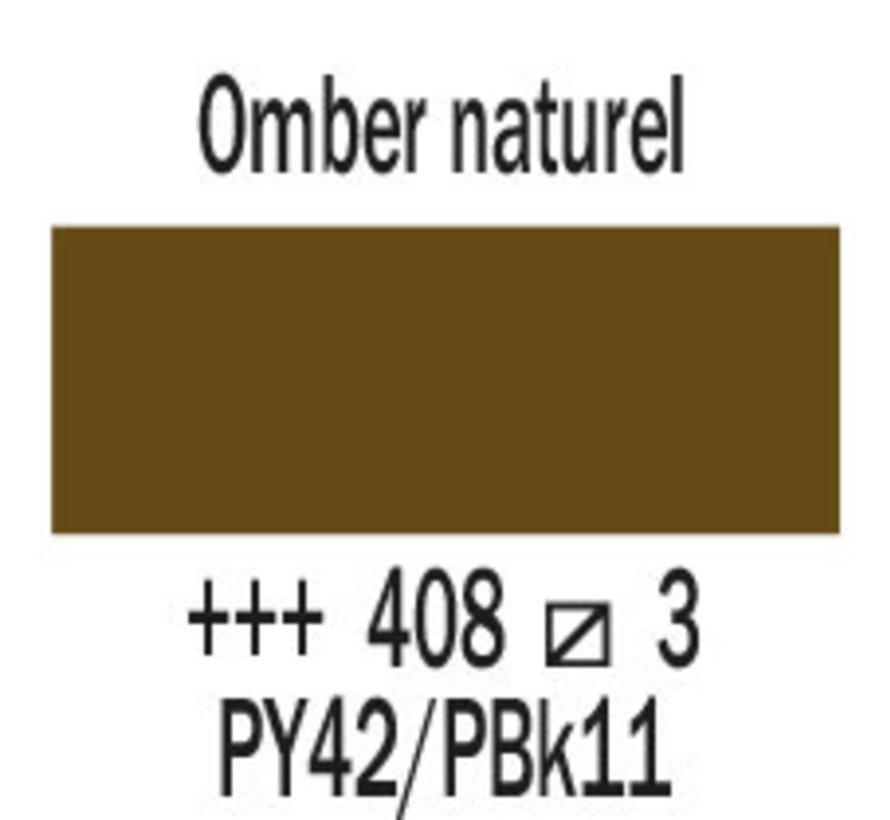 Cobra artist 40ml olieverf 408 Omber naturel