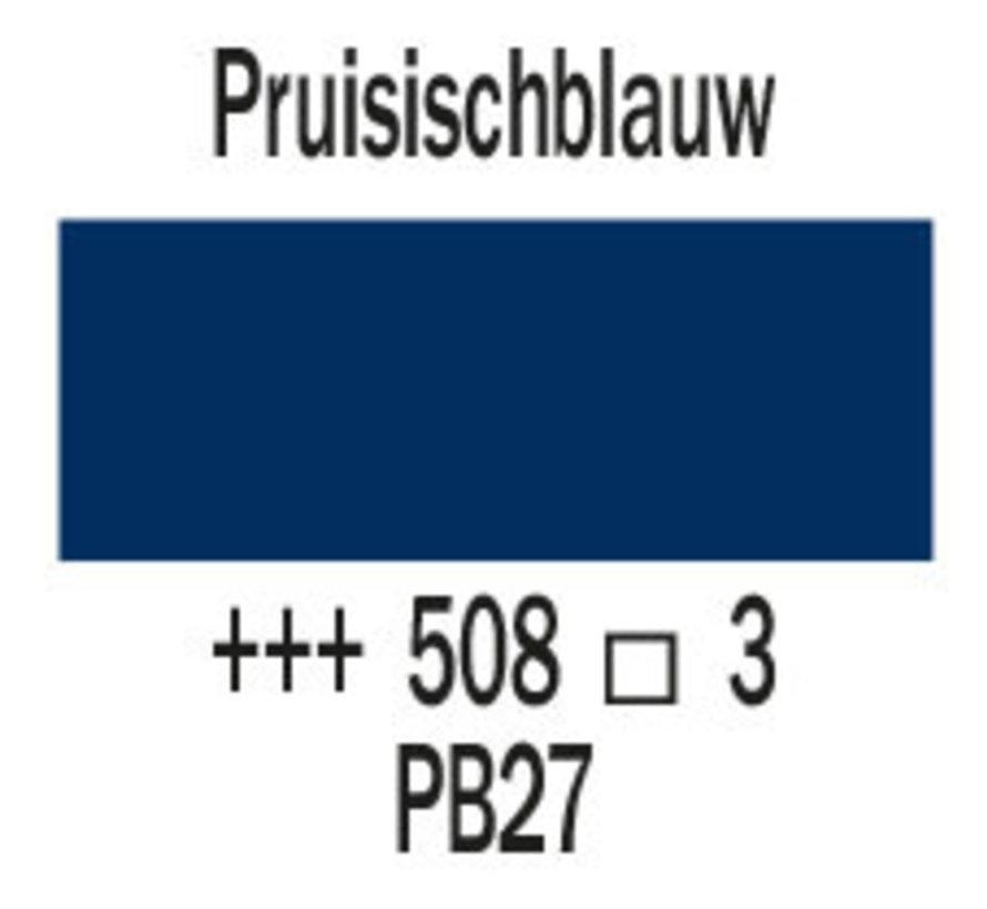 Cobra artist 40ml olieverf 508 Pruisischblauw