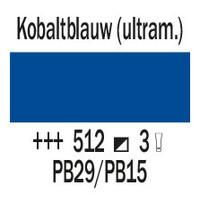 Cobra artist 150ml olieverf 512 Kobaltblauw (ultram.)