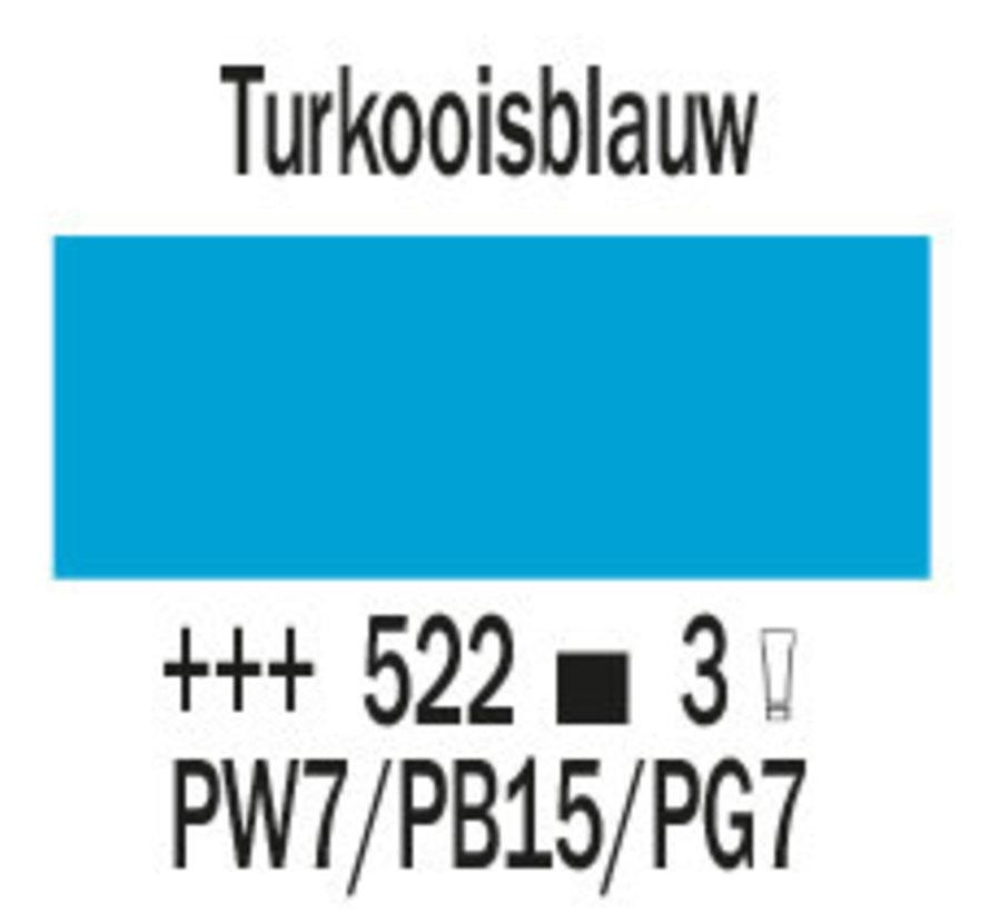 Cobra artist 150ml olieverf 522 Turkooisblauw