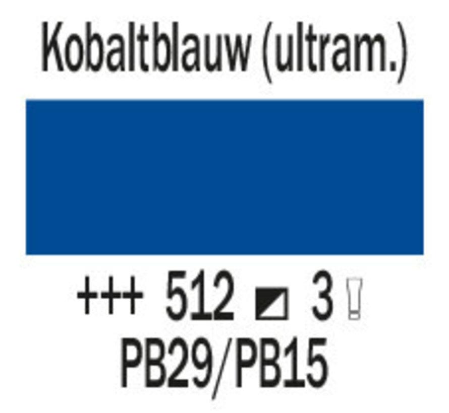 Cobra artist 40ml olieverf 512 Kobaltblauw (ultram.)
