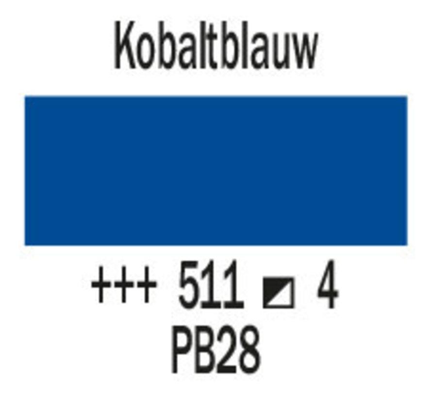 Cobra artist 40ml olieverf 511 Kobaltblauw