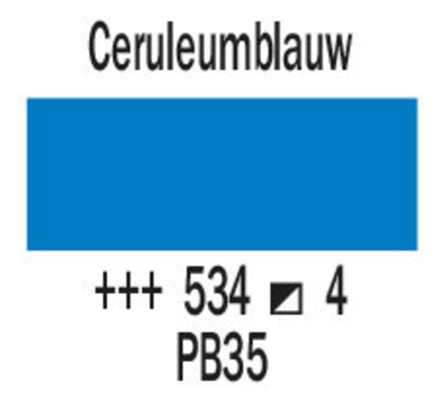 Cobra artist 40ml olieverf 534 Ceruleumblauw
