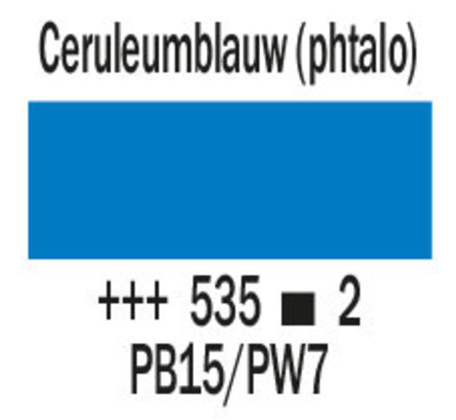 Cobra artist 40ml olieverf 535 Ceruleumblauw (phtalo)