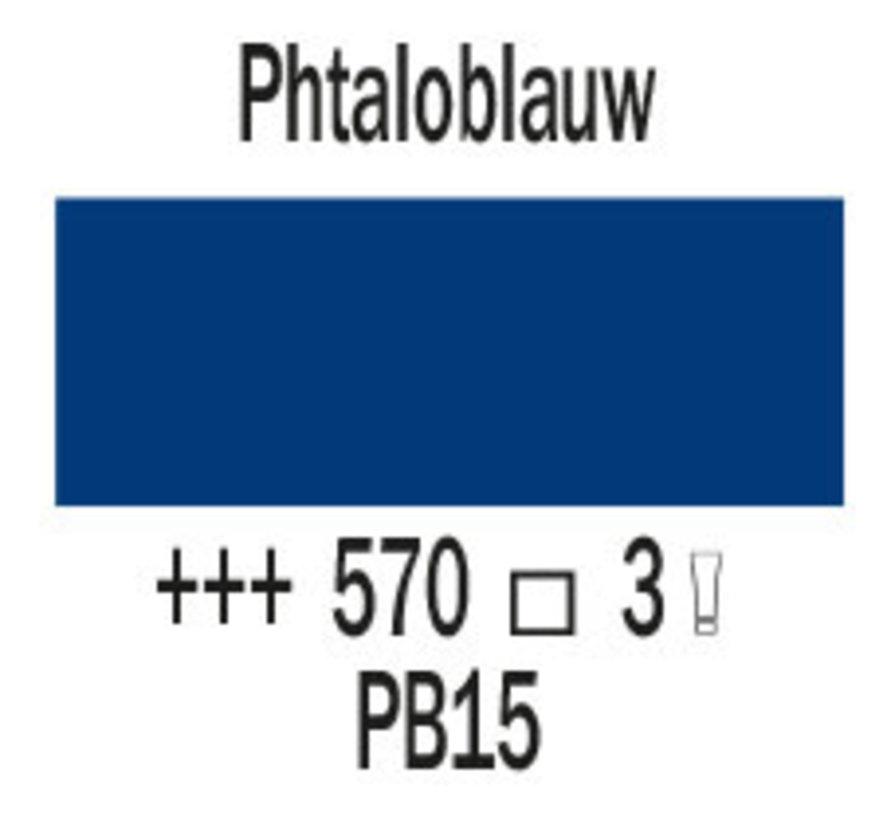 Cobra artist 40ml olieverf 570 Phtaloblauw