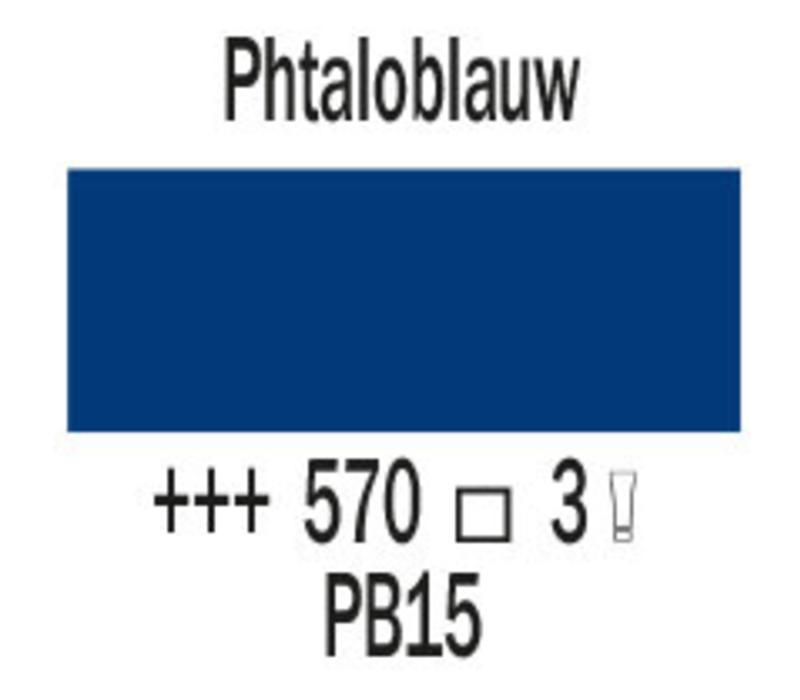 Cobra artist 150ml olieverf 570 Phtaloblauw