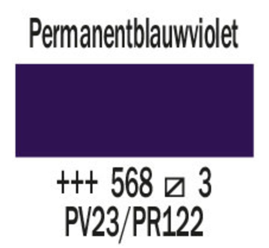 Cobra artist 40ml olieverf 568 Permanentblauwviolet