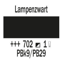 Cobra artist 150ml olieverf 702 Lampenzwart