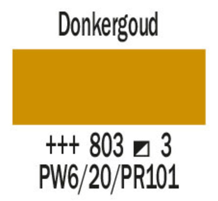 Cobra artist 40ml olieverf 803 Donkergoud