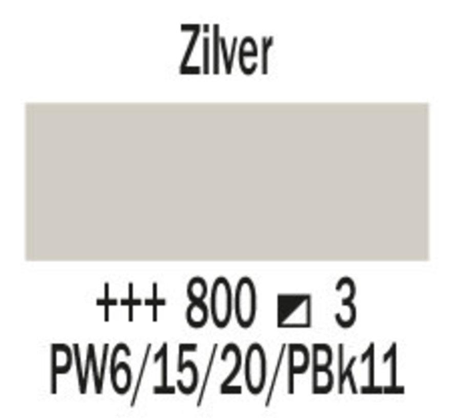 Cobra artist 40ml olieverf 800 Zilver