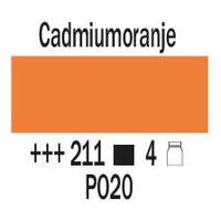 Amsterdam expert 75ml acrylverf 211 Cadmiumoranje