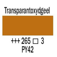 Amsterdam expert 75ml acrylverf 265 Transparantoxydgeel