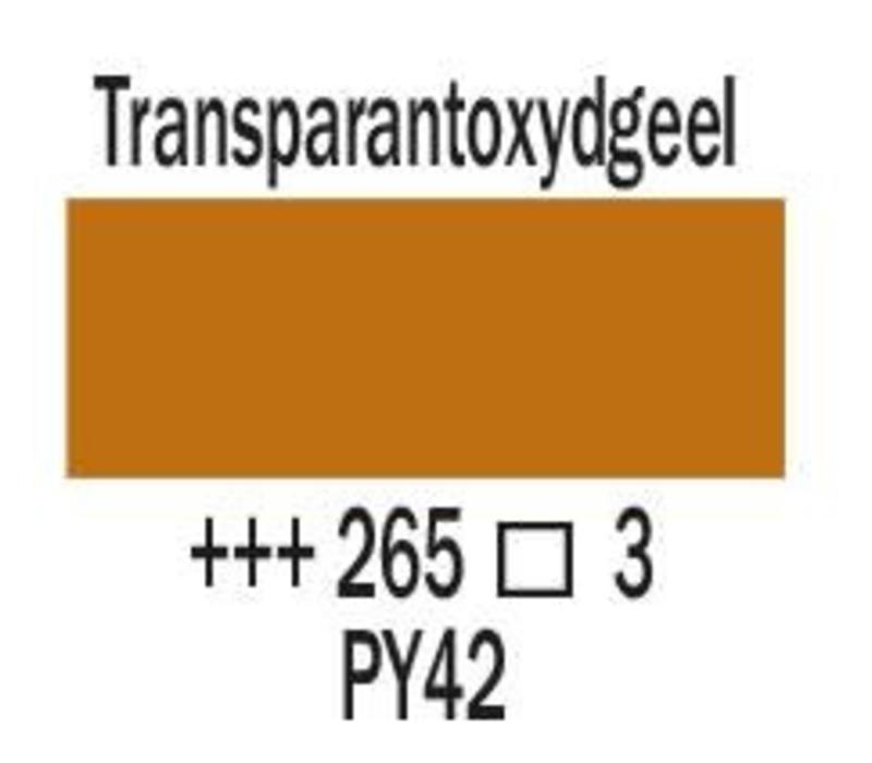 Amsterdam expert 150ml acrylverf 265 Transparantoxydgeel