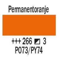 Amsterdam expert 150ml acrylverf 266 Permanentoranje