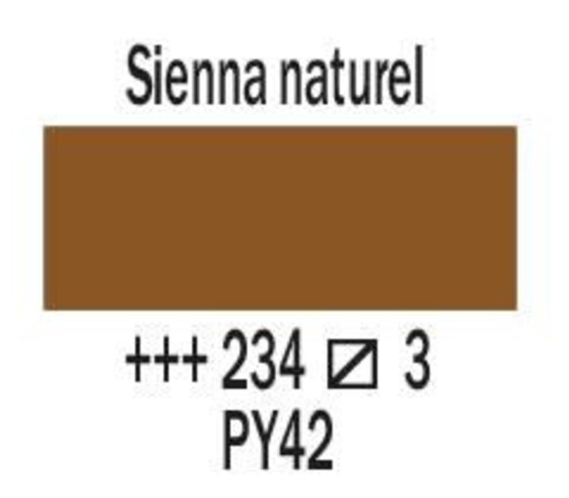 Amsterdam expert 75ml acrylverf 234 Sienna naturel