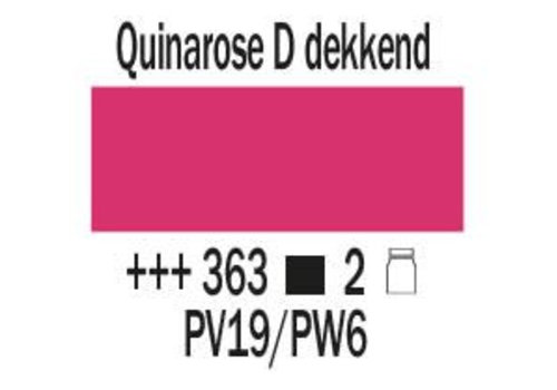 Amsterdam Amsterdam expert 150ml acrylverf 363 Quinarose donker dekkend
