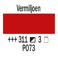 Amsterdam expert 150ml acrylverf 311 Vermiljoen