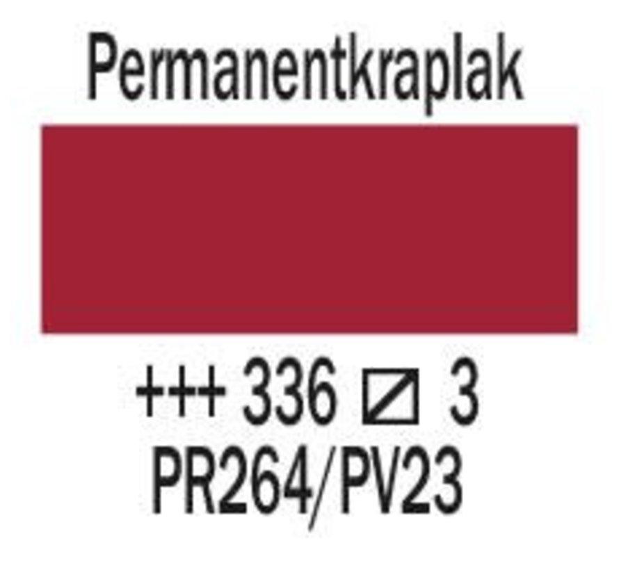 Amsterdam expert 75ml acrylverf 336 Permanentkraplak