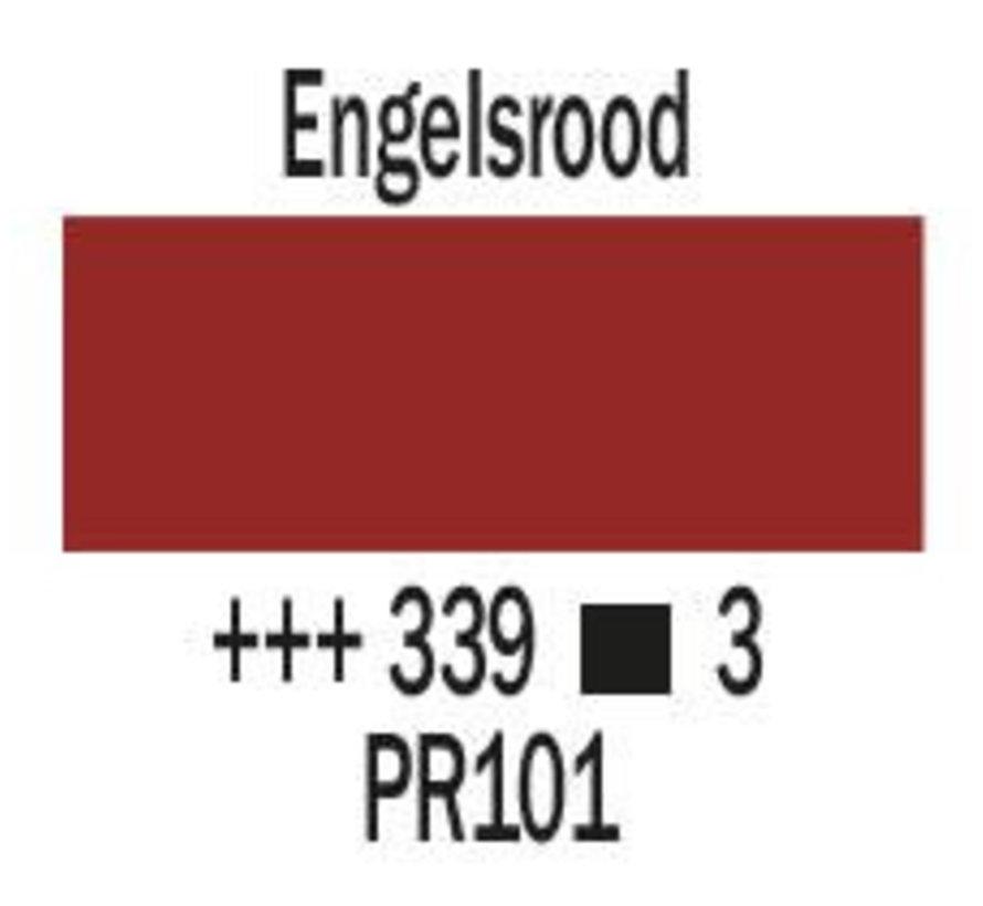 Amsterdam expert 75ml acrylverf 339 Engelsrood