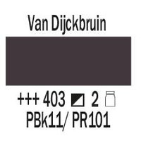 Amsterdam expert 150ml acrylverf 403 Van Dijckbruin