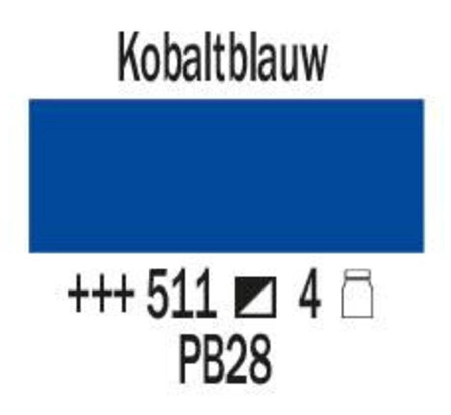 Amsterdam expert 75ml acrylverf 511 Kobaltblauw