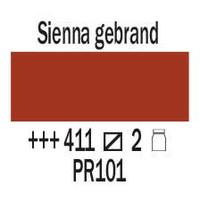 Amsterdam expert 150ml acrylverf 411 Sienna gebrand