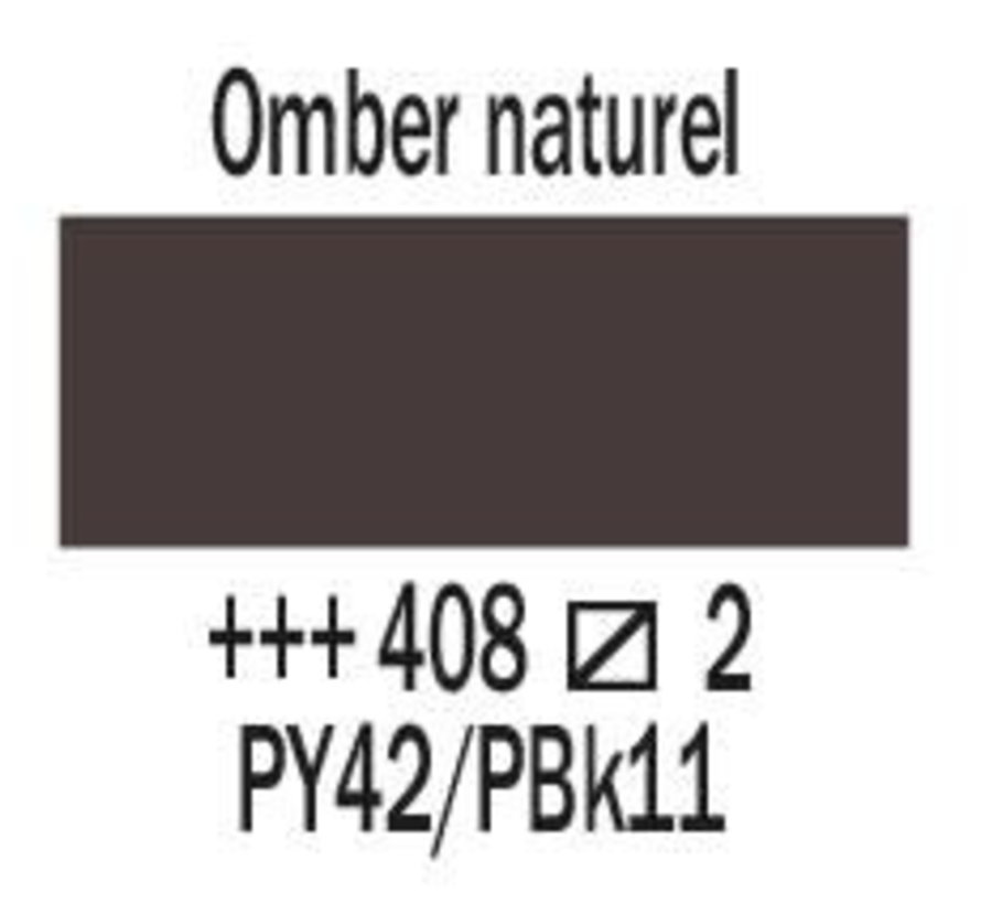 Amsterdam expert 75ml acrylverf 408 Omber naturel