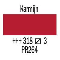 Amsterdam expert 150ml acrylverf 318 Karmijn