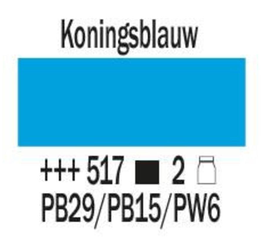 Amsterdam expert 150ml acrylverf 517 Koningsblauw