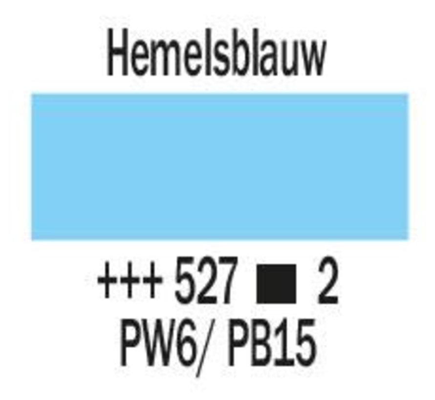 Amsterdam expert 75ml acrylverf 527 Hemelsblauw