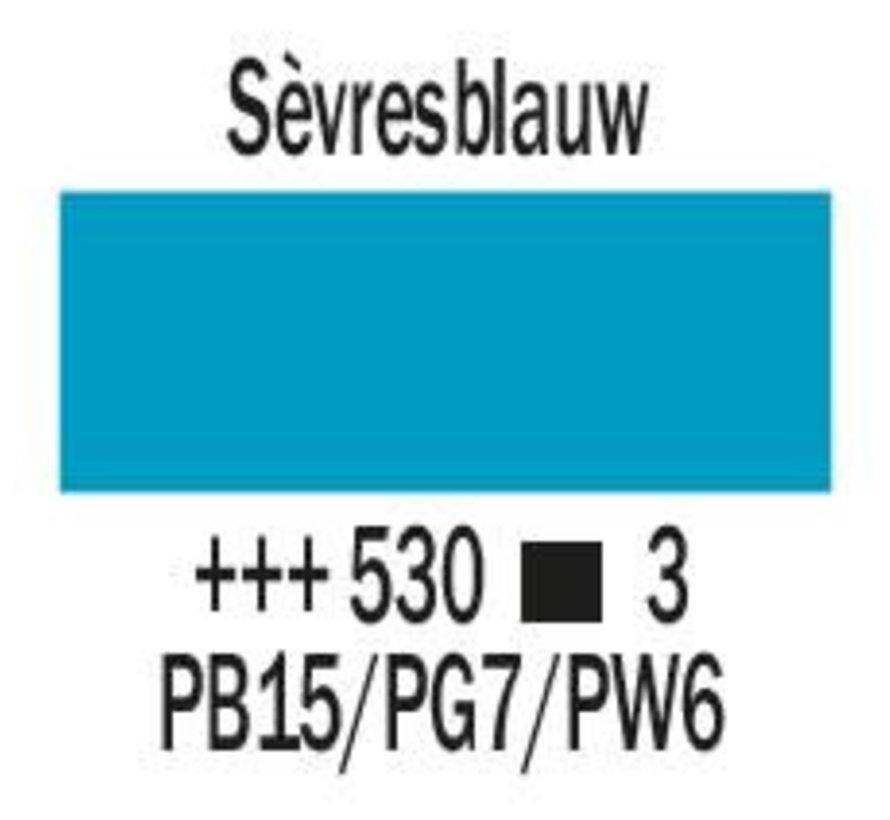 Amsterdam expert 150ml acrylverf 530 Sevresblauw