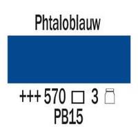 Amsterdam expert 150ml acrylverf 570 Phtaloblauw