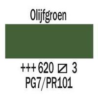 Amsterdam expert 150ml acrylverf 620 Olijfgroen