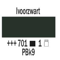 Amsterdam expert 150ml acrylverf 701 Ivoorzwart