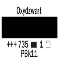 Amsterdam expert 150ml acrylverf 735 Oxydzwart