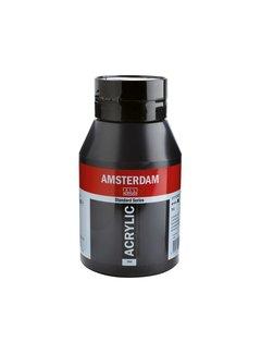 Amsterdam Amsterdam acrylverf 1 liter standard 702 Lampenzwart
