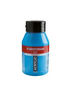 Amsterdam Amsterdam acrylverf 1 liter standard 564 Briljantblauw