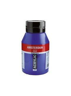 Amsterdam Amsterdam acrylverf 1 liter standard 504 Ultramarijn