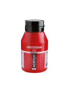 Amsterdam Amsterdam acrylverf 1 liter standard 318 Karmijn