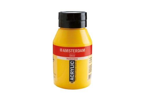 Amsterdam Amsterdam acrylverf 1 liter standard 269 Azogeel middel