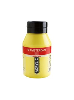 Amsterdam Amsterdam acrylverf 1 liter standard 267 Azogeel citroen