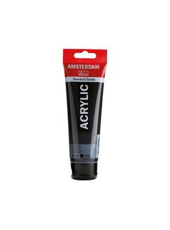 Amsterdam Amsterdam acrylverf 120ml standard 735 Oxydzwart