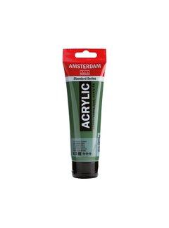 Amsterdam Amsterdam acrylverf 120ml standard 622 Olijfgroen donker