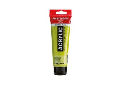 Amsterdam Amsterdam acrylverf 120ml standard 621 Olijfgroen licht